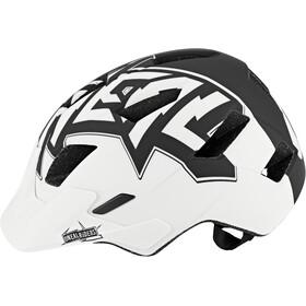 O'Neal Rooky Kask rowerowy Stixxxx Dzieci, black/white